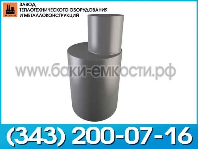 Кессон для скважины стальной КС-4