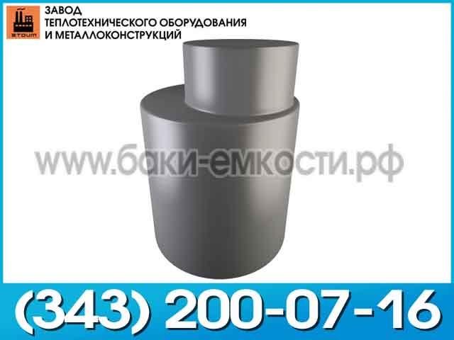 Кессон металлический для скважин КС-6
