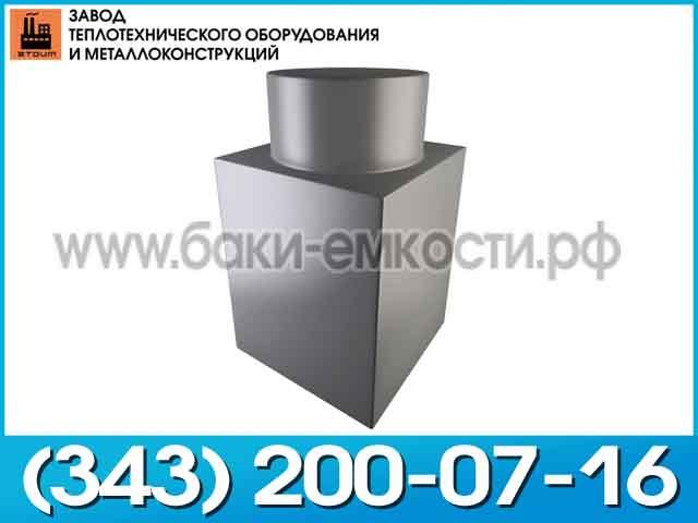 Кессон металлический скважинный КС-5
