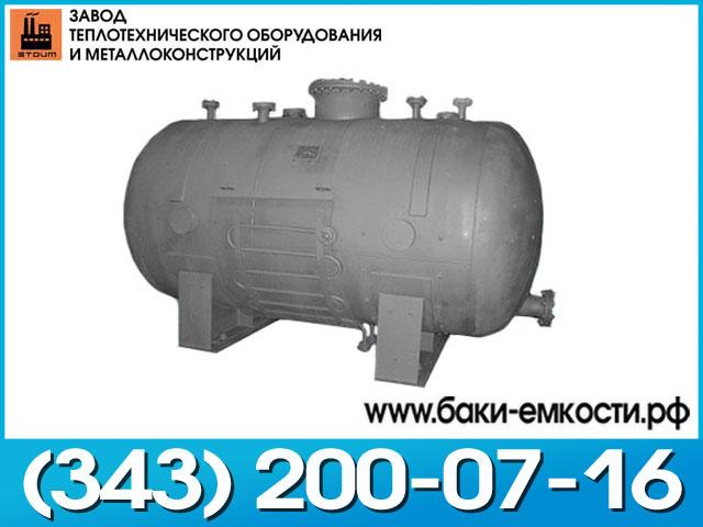 Горизонтальный аппарат ГЭЭ 1-1-80-1,6
