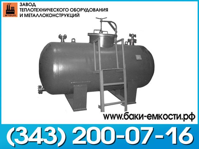 Горизонтальный аппарат ГЭЭ 1-2-63-0,6