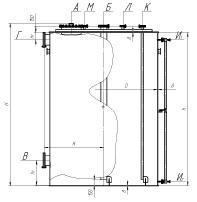 чертеж аппарата ВПП 1-1
