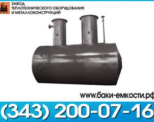 Емкость ЕП 16-2000-1300-3