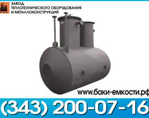Емкость ЕПП 12,5-2000-1300-2