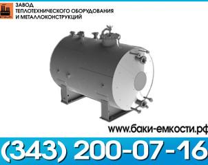 Емкостной аппарат ГКК 1-1-16-0,07