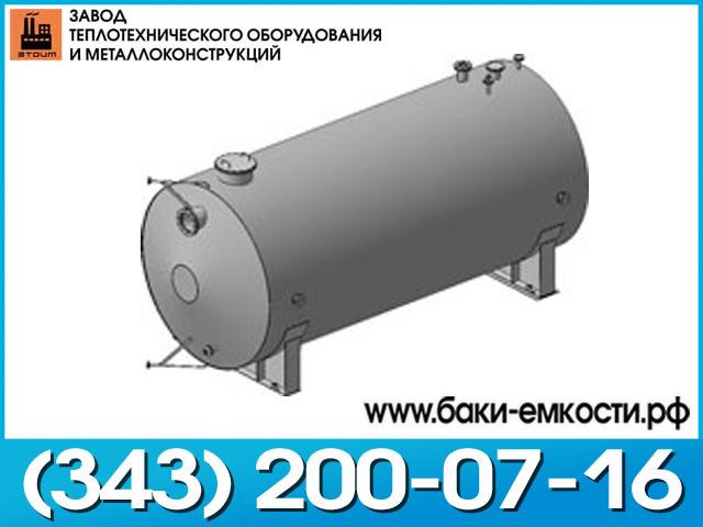 Горизонтальная емкость ГКК 1-1-25-0,07